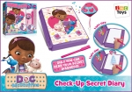 ������� 855083 Doc Mc Stuffins ���������, � ������� 38,5*7*30�� �� Disney